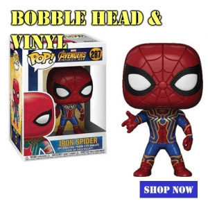 Bobble Head & Vinyl