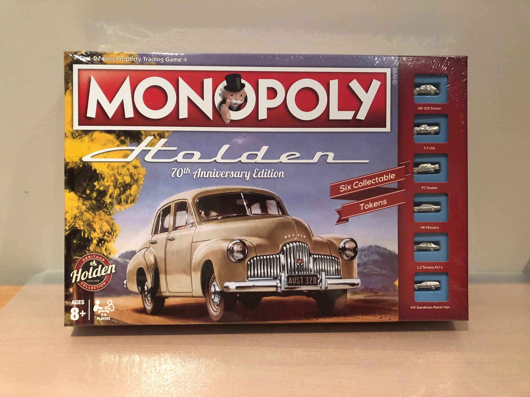 Monopoly 70th Anniversary Edition for sale online | eBay