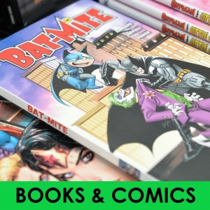 Books & Comics