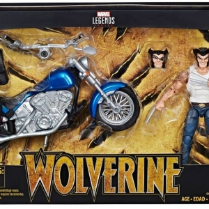 Avengers Marvel Legends Ultimate 6-Inch Action Figure Wolverine
