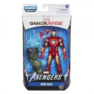 Avengers Video Game Marvel Legends 6-Inch Action Figure Wave 1 Iron Man