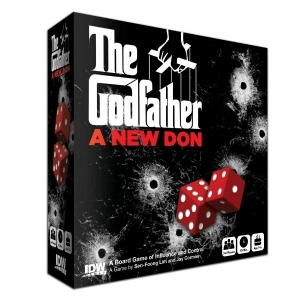 Godfather A New Don Dice Game