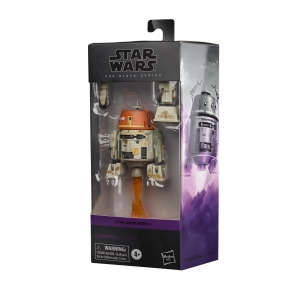 Star Wars Black Series Rebels 6 Inch Action Figure Chopper