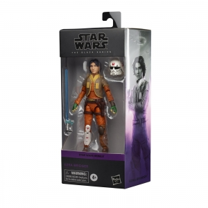 Star Wars Black Series Rebels 6 Inch Action Figure Ezra Bridger