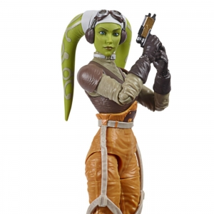Star Wars Black Series Rebels 6 Inch Action Figure Hera Syndulla