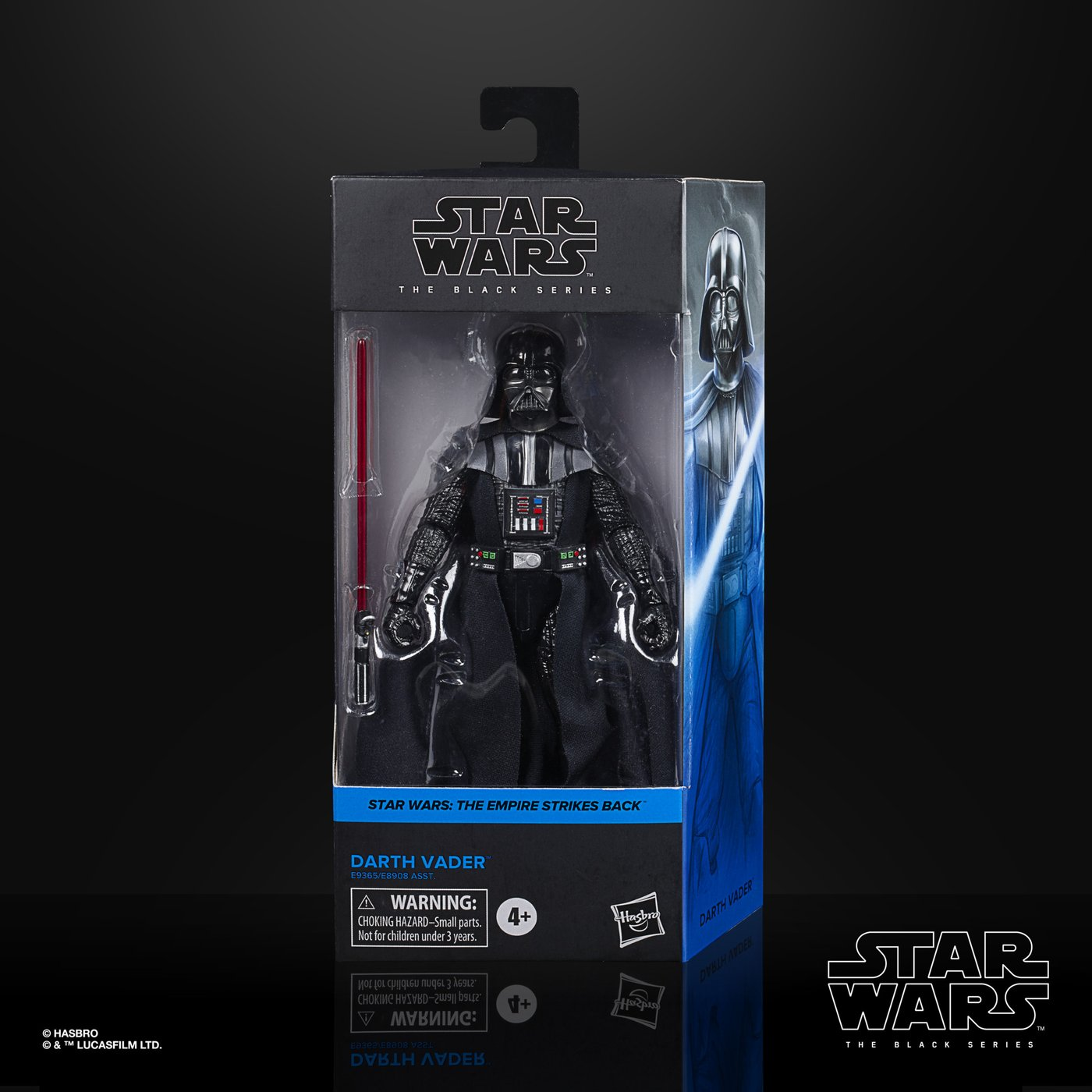 Star Wars The Black Series 6-Inch Action Figures Wave 1 E5 Darth Vader