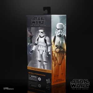 Star Wars The Black Series 6-Inch Action Figures Wave 1 R1 Imperial Stormtrooper