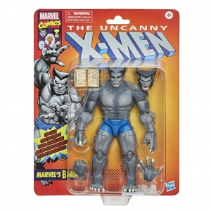 X-Men Marvel Legend Grey Beast