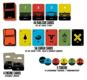 Yardmaster - Card Game