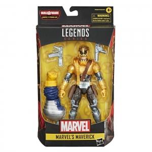 Deadpool Marvel Legends Strong Guy 6-Inch Action Figure Wave 3 Marvel's Maverick
