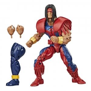 Deadpool Marvel Legends Strong Guy 6-Inch Action Figure Wave 3 Marvel's Warparth