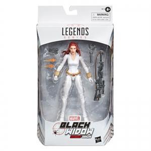 Marvel Legends 6-Inch Action Figure Black Widow Deluxe: Deadly Origin Movie