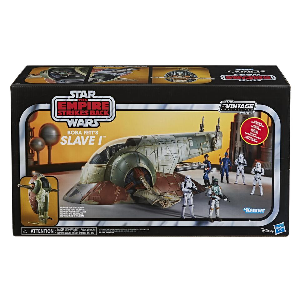 Star Wars The Vintage Collection Boba Fett's Slave 1 3.75 Inch Scale Vehicle Exclusive