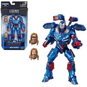 Avengers Marvel Legends Thor Wave 6 Inch Action Figure Iron Patriot