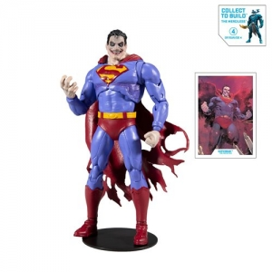 DC Multiverse Collector Wave 3 7 Inch Action Figure Superman Infected