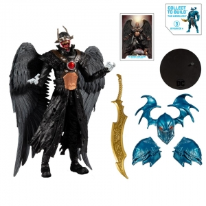 DC Multiverse Collector Wave 3 Batman Who Laughs with Wings (Hawkman)