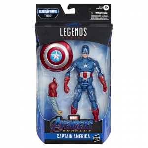Avengers Marvel Legends Thor Wave 6 Inch Action Figure Captain America