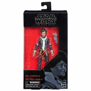 Star Wars The Black Series 6 Inch Action Figure Val (Mimban)