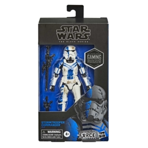 Star Wars The Black Series 6-Inch Action Figure Stormtrooper Commander