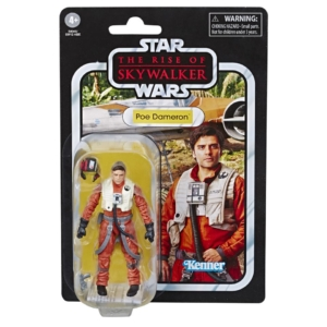 Star Wars The Vintage Collection Rise of Skywalker 3.75 Inch Action Figure Poe Dameron