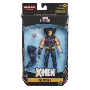 X-Men Marvel Legends 2020 6-Inch Action Figure Wave 1 (Sugar Man) Weapon X