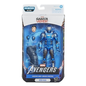 Avengers Video Game Marvel Legends 6 Inch Action Figure Joe Fixit Wave Iron Man