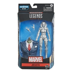 Avengers Video Game Marvel Legends 6 Inch Action Figure Joe Fixit Wave Jocasta