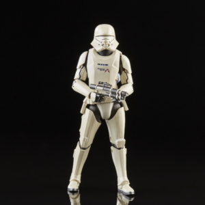 Star Wars The Black Series 6 Inch Action Figure First Order Jet Trooper Carbonized