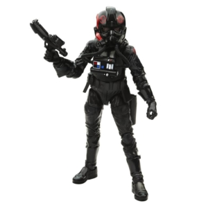 Star Wars The Black Series 6-Inch Action Figure Inferno Squad Agent (Battlefront II) Exclusive