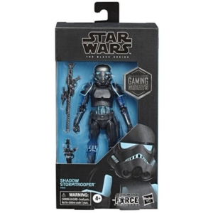 Star Wars The Black Series 6 Inch Action Figure Shadow Stormtrooper