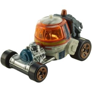 Hot Wheels Star Wars Character Car 1/64th Scale Die-Cast Chopper