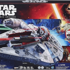Star Wars The Force Awakens Millennium Falcon