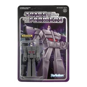 Transformers 3.75 Inch ReAction Figure Astrotrain