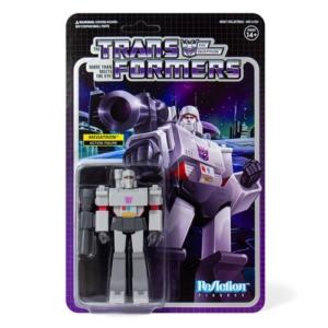 Transformers 3.75 Inch ReAction Figure Megatron