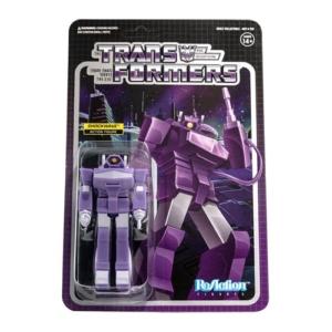 Transformers 3.75 Inch ReAction Figure Shockwave