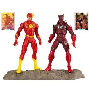 DC Earth-52 Batman vs Flash 7-Inch Action Figure 2-Pack