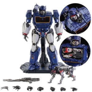 Transformers Bumblebee Soundwave and Ravage Deluxe Figures