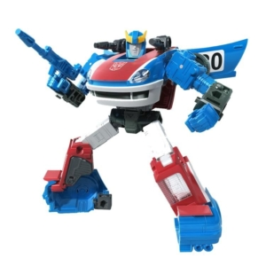Transformers Generations War for Cybertron Earthrise Deluxe Wave 2 Smokescreen (Case Damaged)