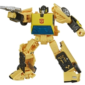 Transformers Generations War for Cybertron Earthrise Deluxe Wave 3 Sunstreaker