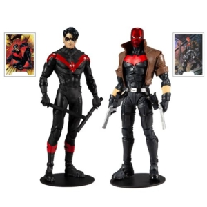 DC Collector Nightwing vs. Red Hood 7-inch Action Figure 2 Pack