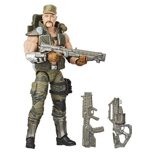 G.I. Joe Classified Series 6-Inch Action Figure Gung Ho