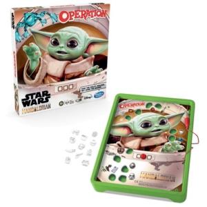 Star Wars the Mandalorian Edition Operation Board Game