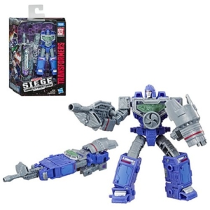 Transformers Generations War for Cybertron Siege Deluxe Refraktor (Reflector)