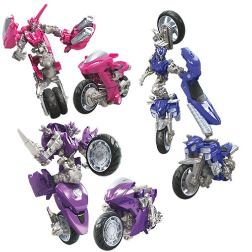 Transformers Studio Series Deluxe Arcee 3-Pack