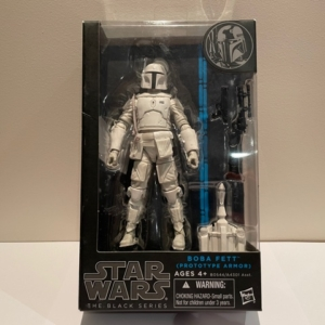 Star Wars Black Series 6 Inch Action Figure Boba Fett (Prototype Armor)