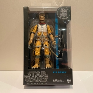 Star Wars Black Series 6 Inch Action Figure Bossk No. 10