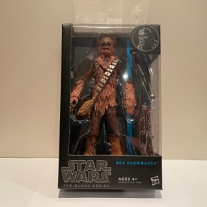 Star Wars Black Series 6 Inch Action Figure Chewbacca No. 4