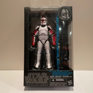 Star Wars Black Series 6 Inch Action Figure Clone Trooper Captain No. 13