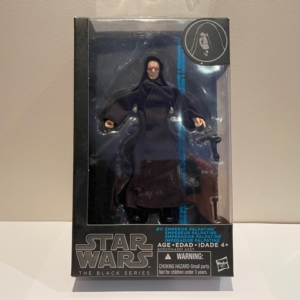 Star Wars Black Series 6 Inch Action Figure Emperor Palpatine No. 11