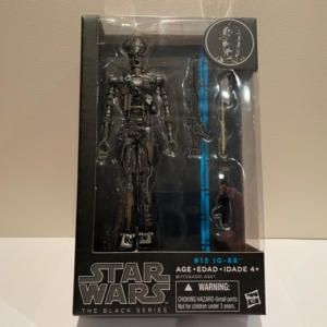 Star Wars Black Series 6 Inch Action Figure IG-88 No. 15